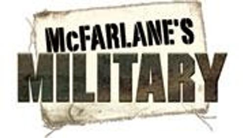 McFarlane Toys McFarlane's Military WWII Series 1 Tuskegee Airmen Army Air Corps P-51 Pilot Action Figure [Random Ethnicity]