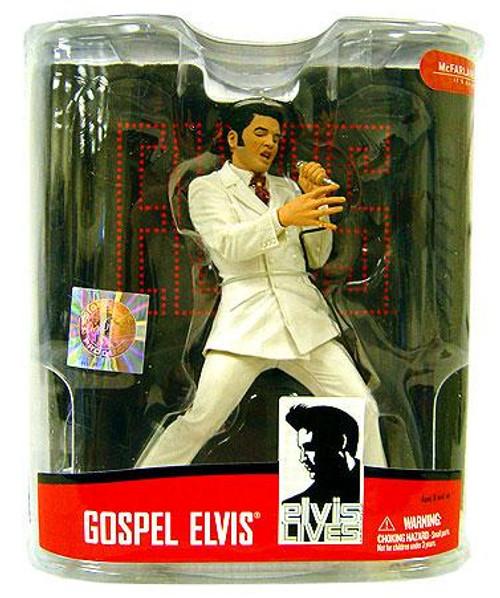McFarlane Toys Gospel Elvis Presley Action Figure #7