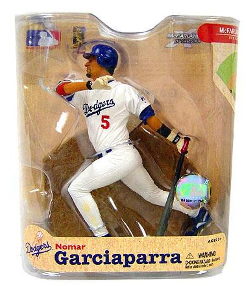 McFarlane Toys MLB Los Angeles Dodgers Sports Picks Series 21 Nomar Garciaparra Action Figure [Dodgers Jersey]