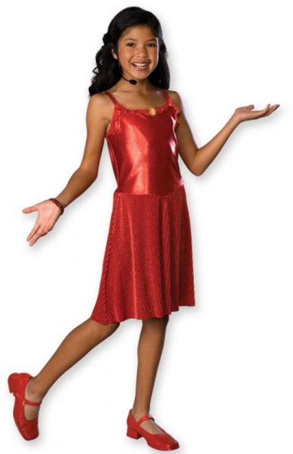 Disney High School Musical Gabriella Deluxe Costume #882947 [Child Medium]