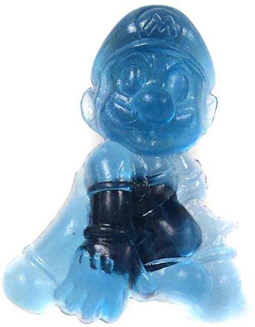 Super Mario Mario Magnet [Clear Blue]