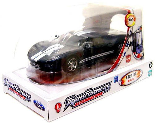 Transformers Alternators Ford GT Mirage Action Figure