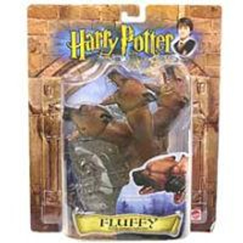 Harry Potter The Sorcerer's Stone Fluffy Action Figure