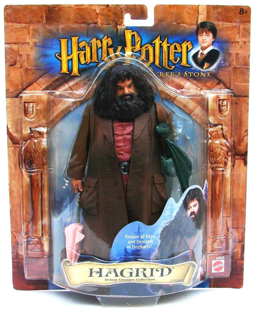 Harry Potter The Sorcerer's Stone Hagrid Action Figure