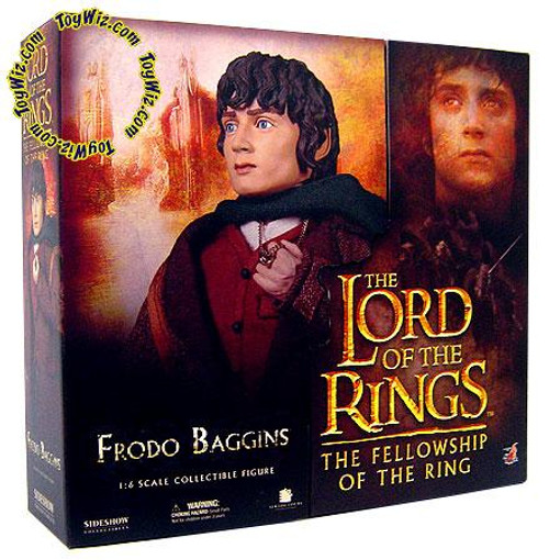 The Lord of the Rings The Fellowship of the Ring Frodo Baggins Action Figure
