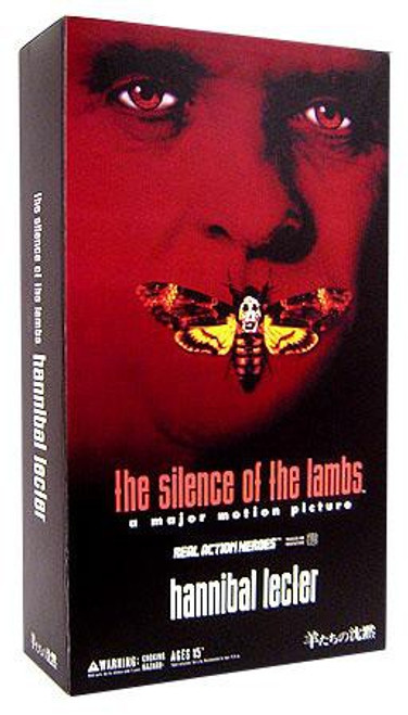 The Silence of the Lambs Real Action Heroes Hannibal Lecter Action Figure