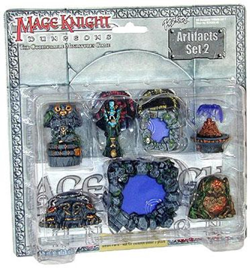 Mage Knight Dungeons Artifacts Set 2 Accessory Pack