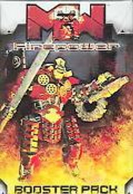 MechWarrior HeroClix Firepower Booster Pack