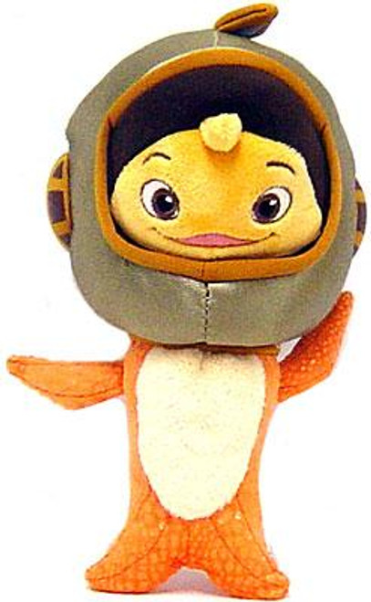 Disney Chicken Little Fish Out of Water 5-Inch Plush