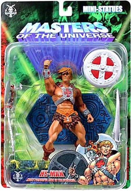NECA Masters of the Universe He-Man Exclusive Mini Statue