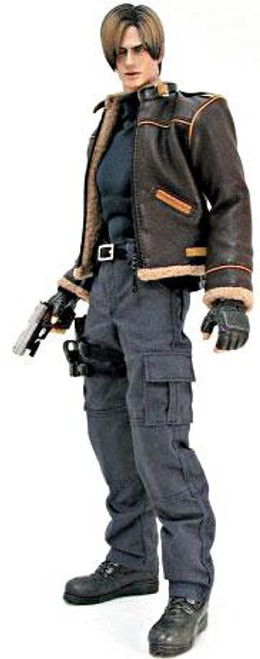 Resident Evil 4 Video Game Masterpiece Leon S. Kennedy 1/6 Collectible Figure