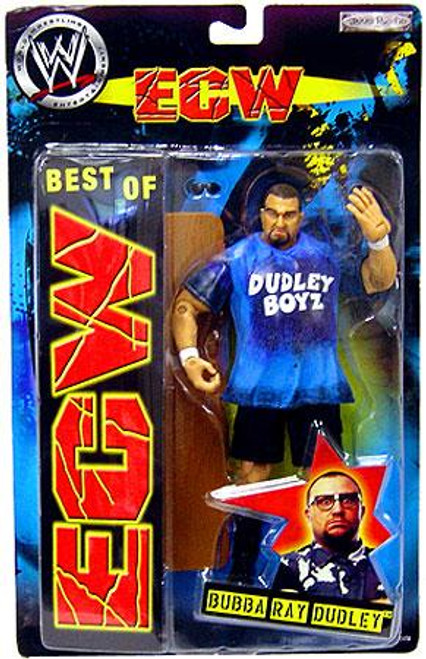 WWE Wrestling Best of ECW Bubba Ray Dudley Action Figure