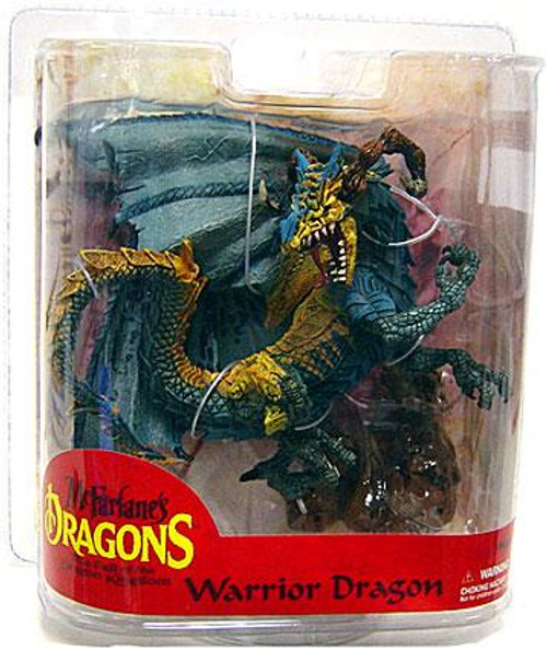 McFarlane Toys McFarlane's Dragons Series 7 Warrior Dragon Clan Exclusive Action Figure [Exclusive Paint Variant]