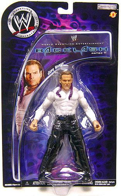 WWE Wrestling Backlash Series 11 Jeff Hardy Action Figure
