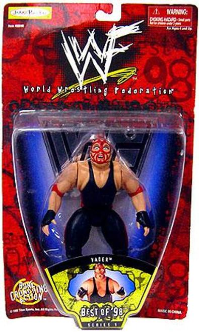 WWE Wrestling WWF Best of '98 Series 1 Vader Action Figure