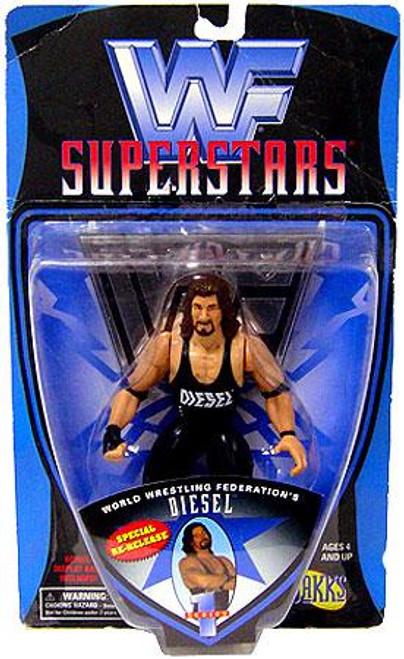 WWE Wrestling WWF Superstars Series 1 Diesel Action Figure