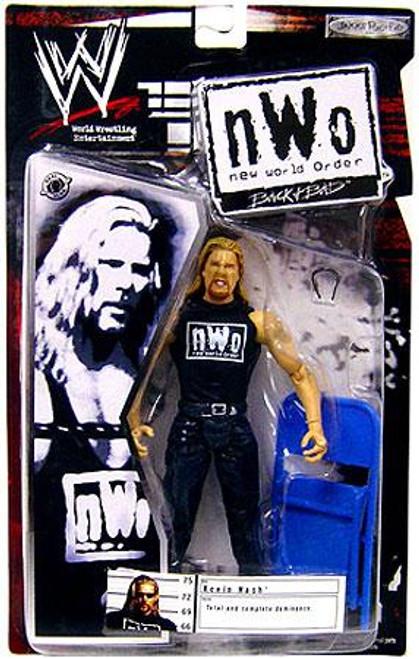 WWE Wrestling NWO Back & Bad Kevin Nash Action Figure [NWO Shirt]