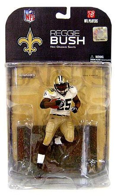 McFarlane Toys NFL New Orleans Saints Sports Picks Series 17 Reggie Bush Action Figure [Dirty Jersey]