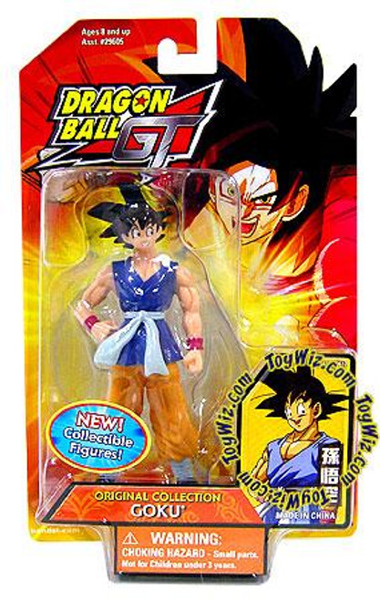Dragon Ball GT Original Collection Goku 4.5-Inch PVC Figure