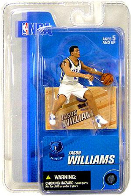 McFarlane Toys NBA Memphis Grizzlies Sports Picks 3 Inch Mini Series 3 Jason Williams Mini Figure