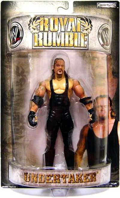 WWE Wrestling Pay Per View Royal Rumble 2007 Undertaker Action Figure