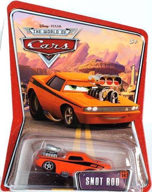 Disney Cars The World of Cars Series 1 Snot Rod Diecast Car