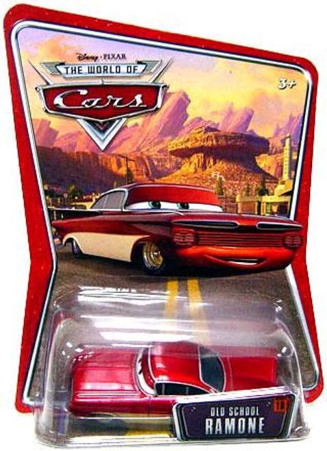 Disney Cars The World of Cars Series 1 Old School Ramone Diecast Car