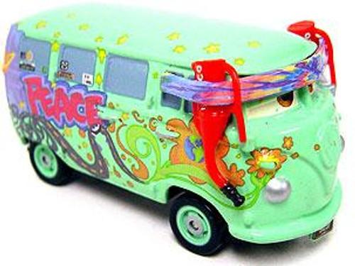 Disney Cars Loose Pit Crew Member Fillmore Diecast Car [Loose]