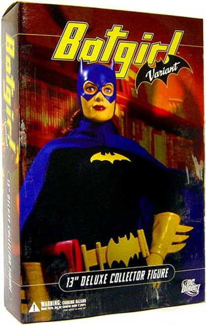 "DC 13"" Deluxe Batgirl Collectible Figure [Variant]"