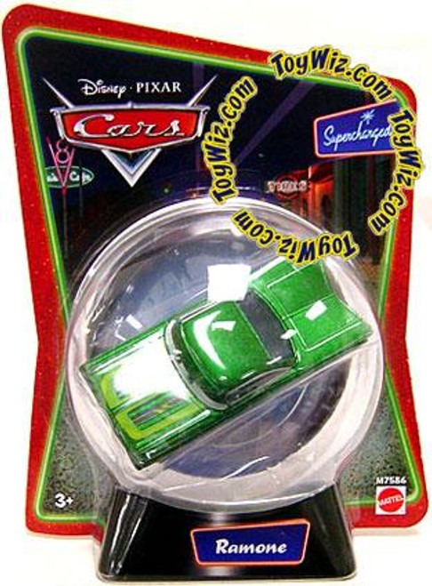 Disney Cars Supercharged Ramone Exclusive Diecast Car [Christmas Package]