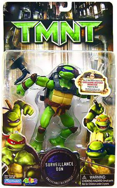 Teenage Mutant Ninja Turtles TMNT Surveillance Don Action Figure