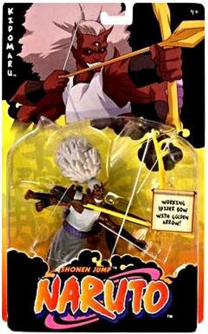 Naruto Training Level 2 Curse Seal Mark Kidomaru Action Figure