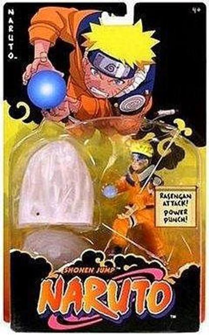 Training Naruto Uzumaki Action Figure
