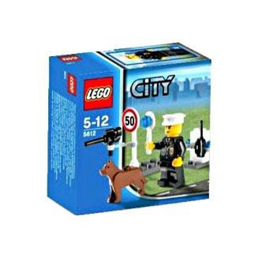 LEGO City Police Officer Exclusive Set #5612