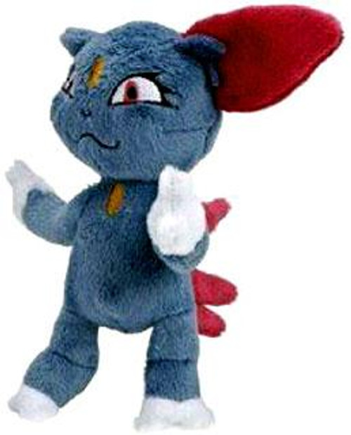 Pokemon Diamond & Pearl Mini Plush Sneasel 6-Inch Plush