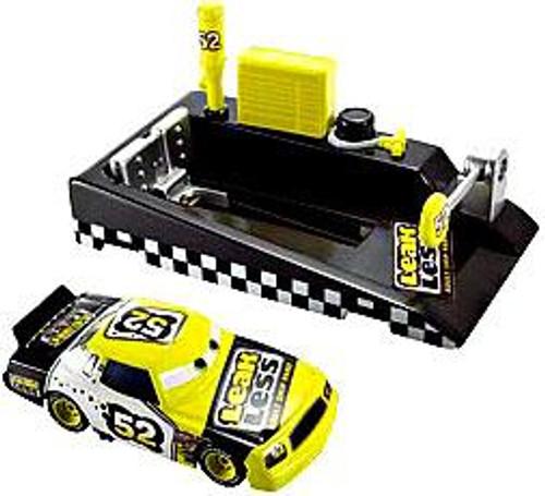 Disney Cars Pit Row Race-Off Leak Less No. 52 Diecast Car [Includes Launcher]