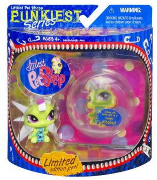 Littlest Pet Shop Punkiest Series 1 Caterpillar Figure
