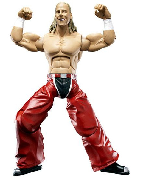 WWE Wrestling Deluxe Aggression Series 12 Shawn Michaels Action Figure