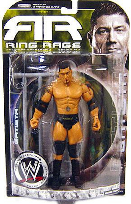 WWE Wrestling Ruthless Aggression Series 31.5 Ring Rage Batista Action Figure