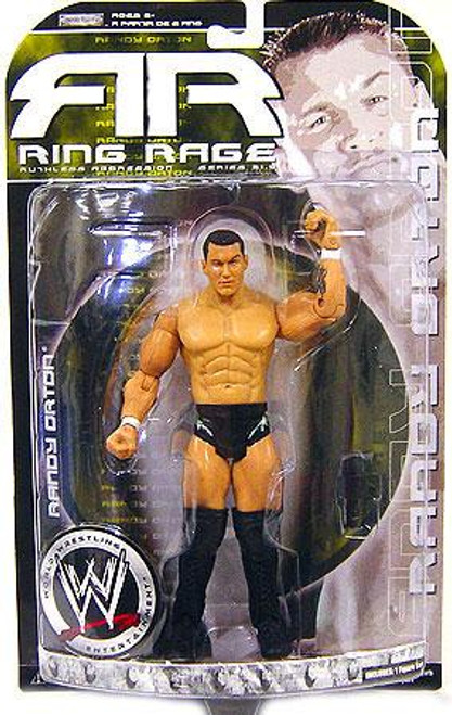 WWE Wrestling Ruthless Aggression Series 31.5 Ring Rage Randy Orton Action Figure