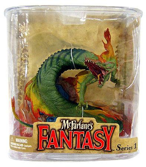 McFarlane Toys McFarlane's Fantasy Series 1 Basilisk Action Figure [Lake Demon]