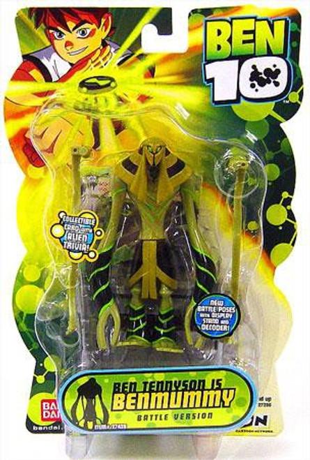 Ben 10 Alien Collection Series 2 BenMummy Action Figure [Battle Version]