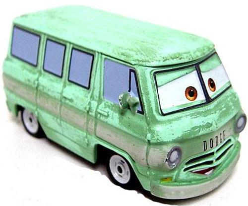 Disney Cars Loose Dusty Rust-eze Diecast Car [Loose]