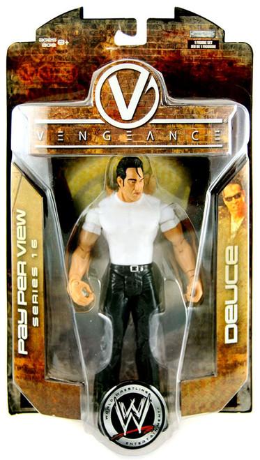 WWE Wrestling Pay Per View Series 16 Vengeance Deuce Action Figure