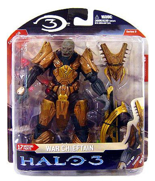 McFarlane Toys Halo 3 Series 3 Brute War Chieftain Action Figure