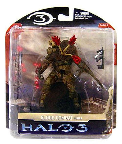 McFarlane Toys Halo 3 Series 3 Flood Combat Human Action Figure