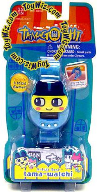 Tamagotchi Gotchi Gear Tama-Watchi Mametchi Electronic Toy [Blue]