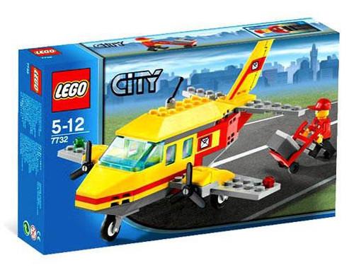 LEGO City Air Mail Set #7732