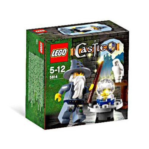 LEGO Castle Good Wizard Exclusive Set #5614