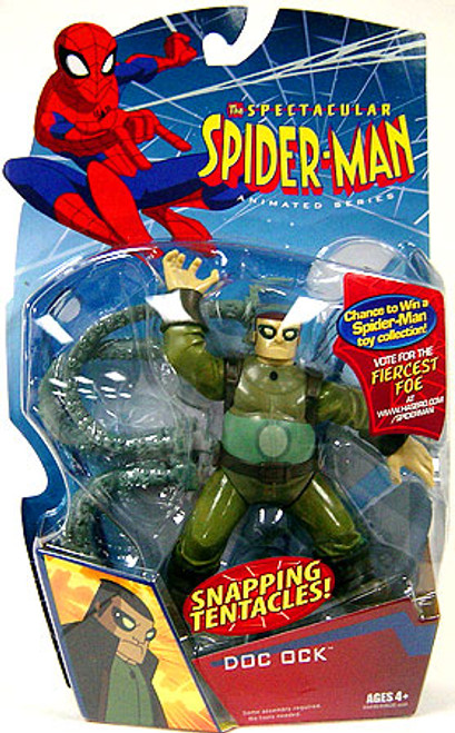 The Spectacular Spider-Man Animated Series Doc Ock Action Figure